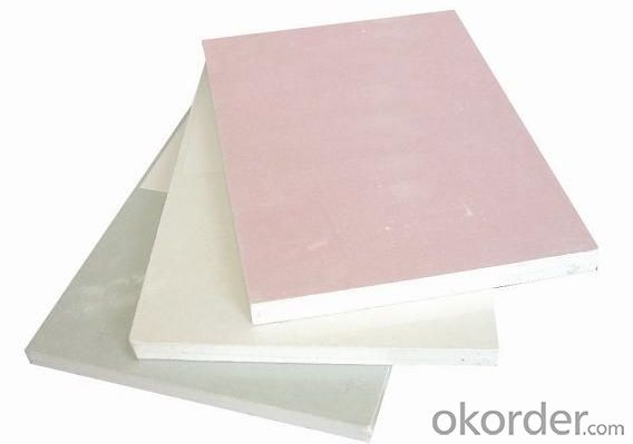 Gypsum Board in Size 2440*1220*12mm for Partition