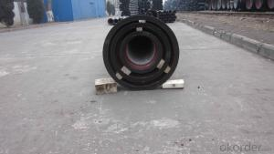 DUCTILE IRON PIPE DN150 k9