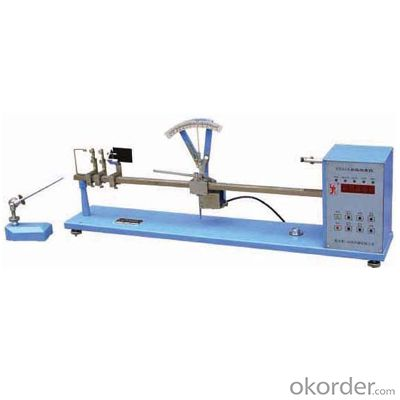 ELECTRONIC SINGLE FIBER STRENGTH TESTER- mould KS11