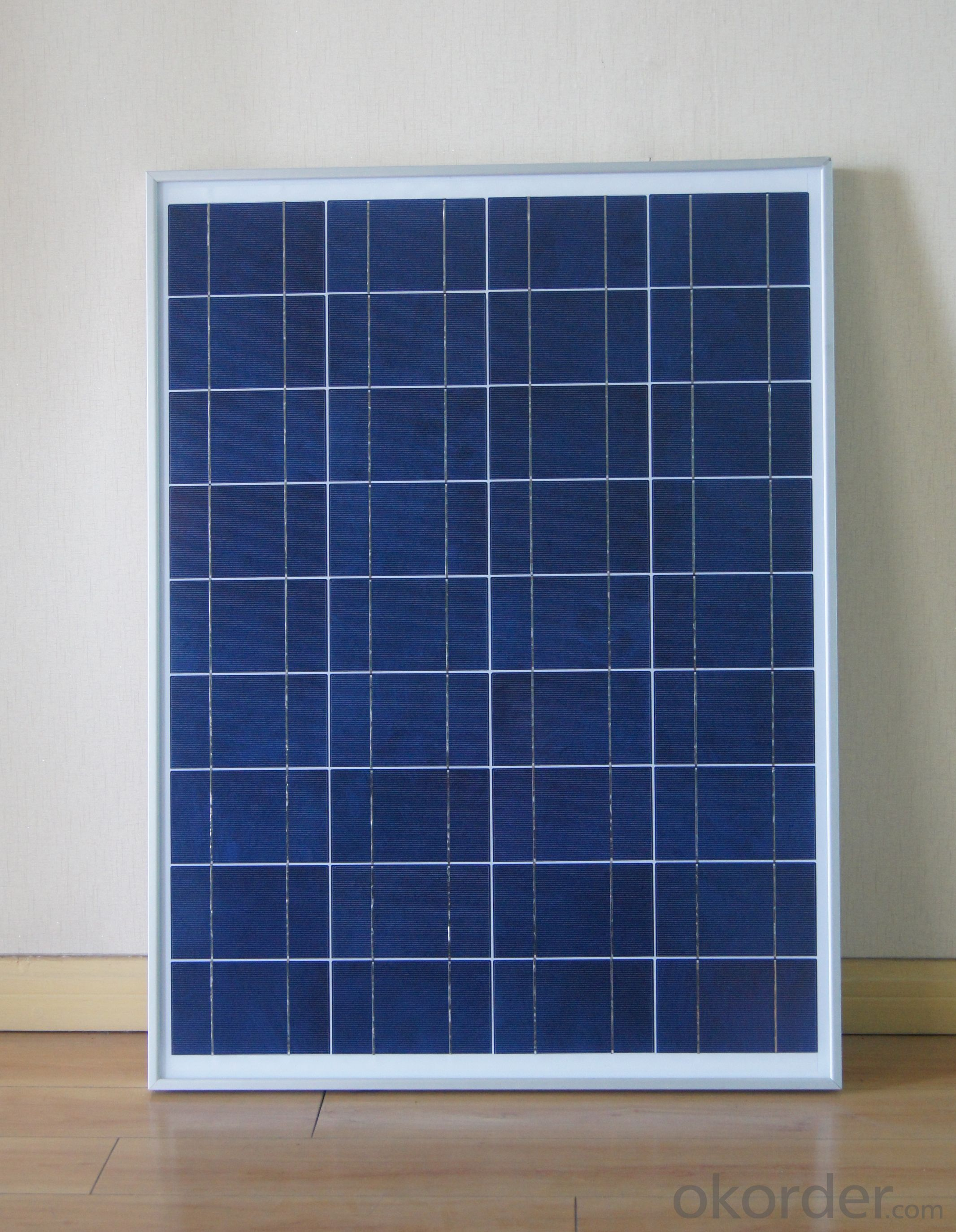 High efficiency Cheap price poly solar panel 45w