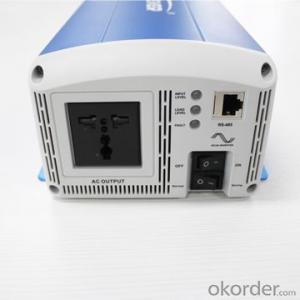 Off-Grid Pure Sine Wave Solar Inverter 200W, DC 24V to AC 220/230V,STI200