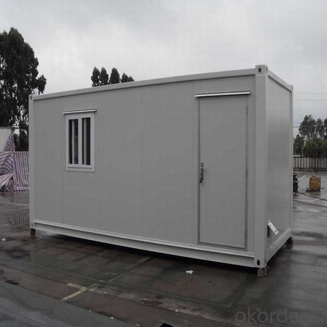 Container house from China