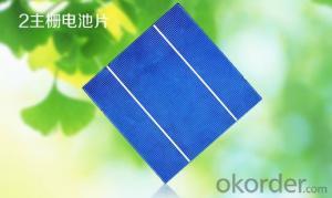 Solar cells 2BB line