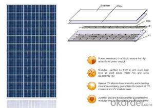 Solar Panel 290/295/300/305/310/315W