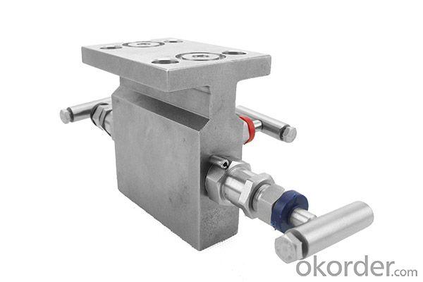 The three valve group