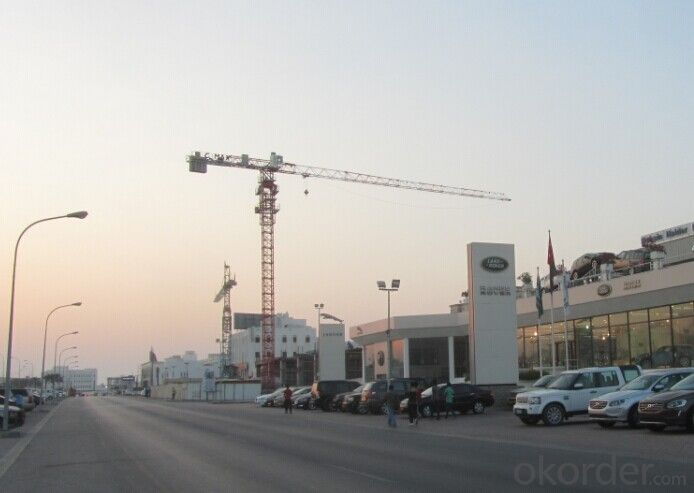 Tower Crane TC5210
