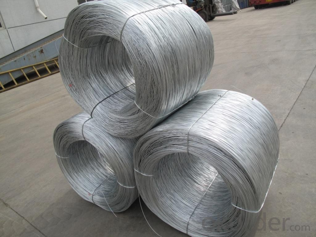 High Quality Electro Galvanized Iron Wire For Hexagonal Wire Mesh