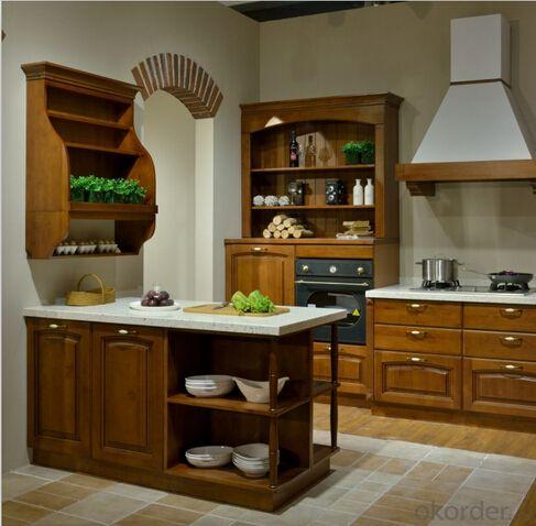 Melamine Kitchen Cabinet-Seine River ZB013