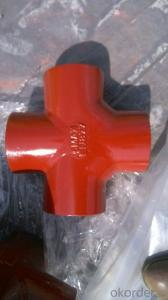 EN877 CAST IRON PIPE FITTINGS