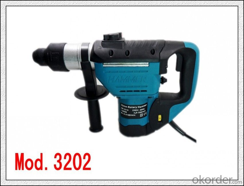 Three functions Speed ​​32mm Hammer