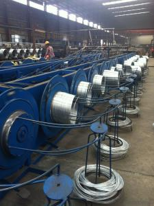 Hot Dipped Galvanized Wire For Chainlink Fencing