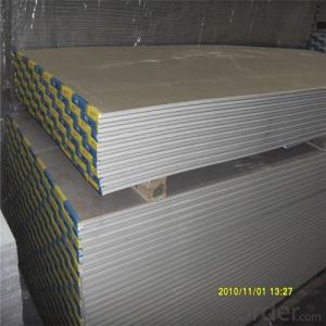 Gypsum Board with Fire Proof Type
