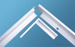 Solar aluminum alloy frame1640*992*40*30mm