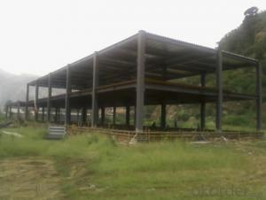 Prefabricated Websteel Shield Buildings