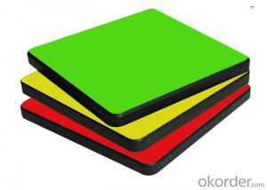 Solid Color Decoration Grade  High Pressure Laminates