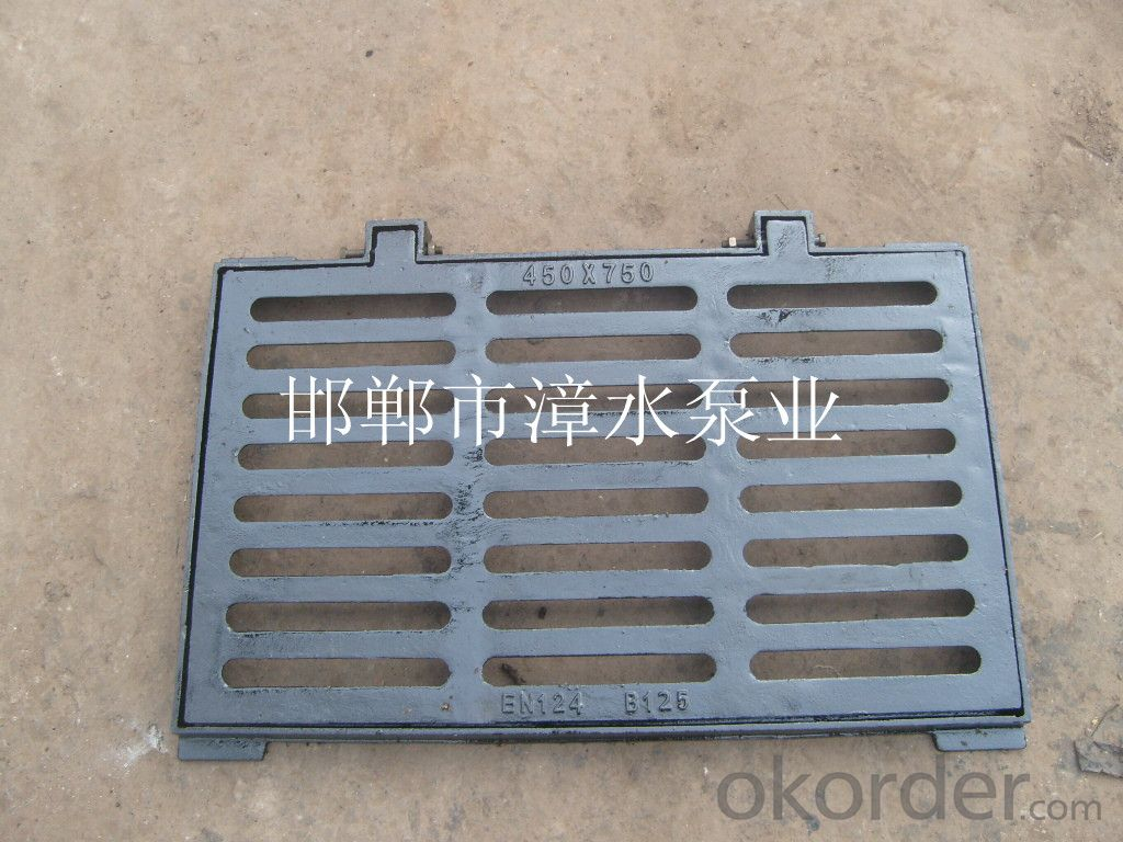 Perforated strainer light nodular cast iron