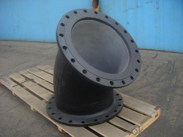 Ductile Iron Bends  ISO-2531