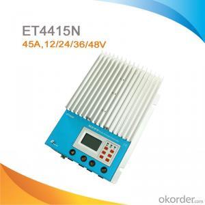 MPPT Solar Street Light Charge Controller 45A,12/24/36/48V,ET4415N