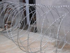 Hot-dipped Galvanized Barbed Wire with Good Quality and Factory Price