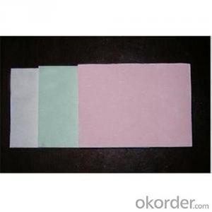 Popular Paper Faced Gypsum Board