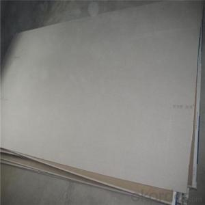 Paper Faced Gypsum Board for Drywall