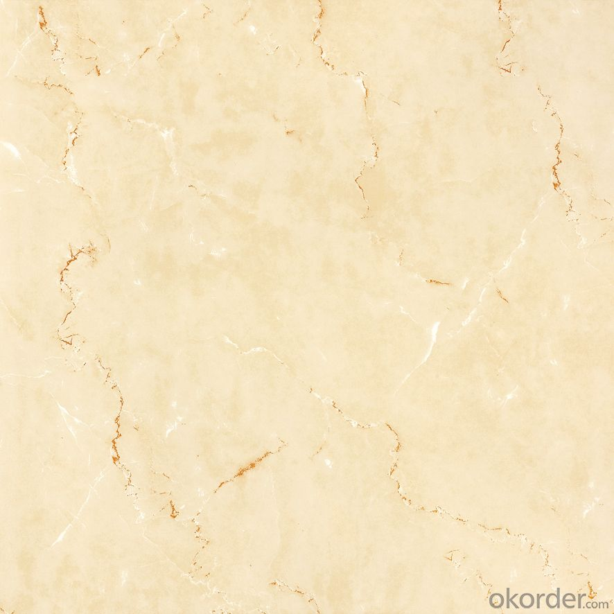 Full Polished Glazed Porcelain Tile 600 YDL6AA306