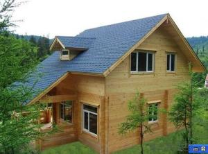 wooden house ANA012