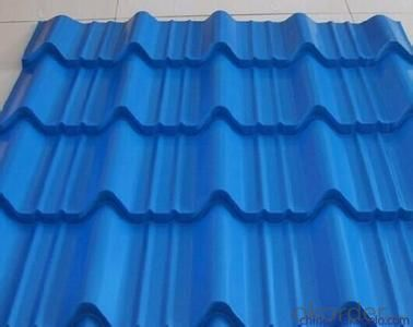 Color steel plate for roof