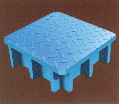 FIBERGLASS REINFORCED PLASTIC (FRP)GRATING 25x100