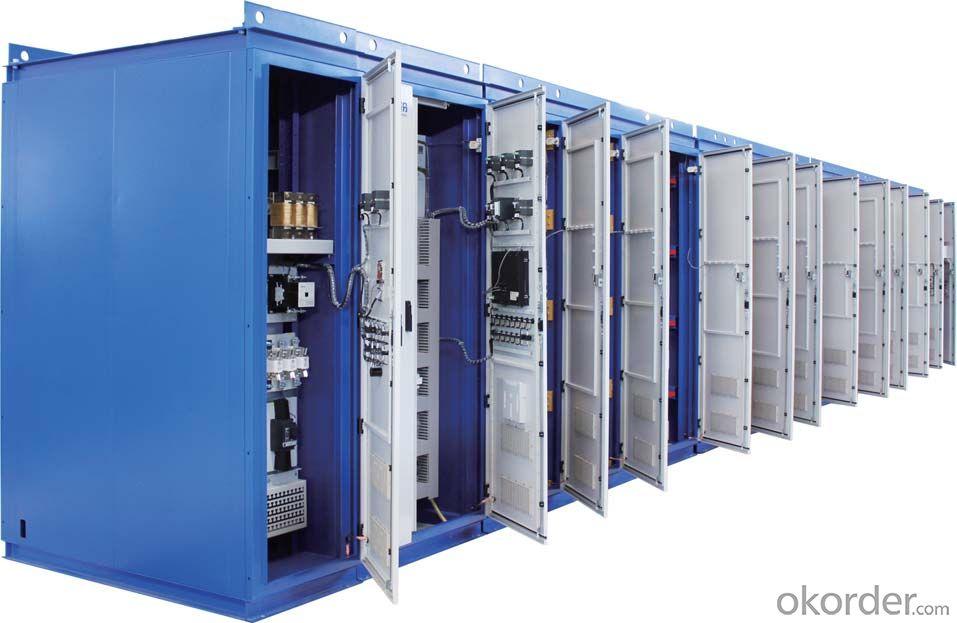 High Medium Voltage Drive 10KV 4000KW RMVC4000-A100/5000 VFD