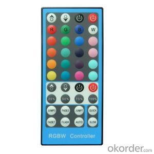 IR 40 key RGBW LED Controller