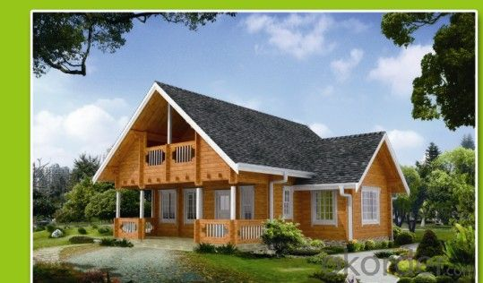 wooden house ANA004