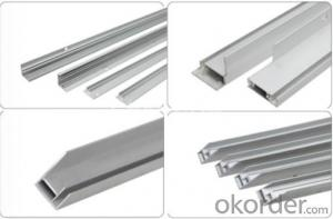 Aluminum frame for Solar Panels  1956*992*42*35mm