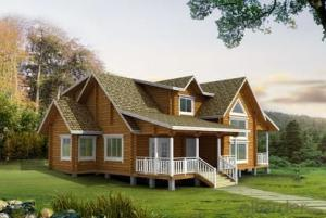 wooden house ANA019
