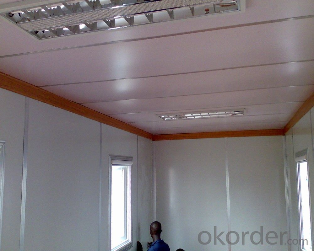 Prefabricated House of Cheap Price Container House