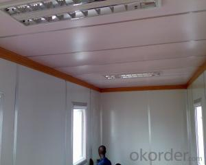 Temporary Use Sandwich Panel House