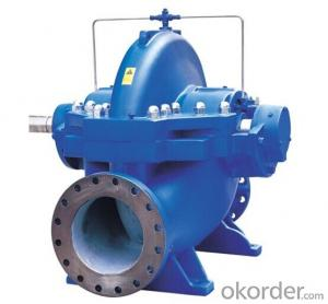 NSC Series Single Stage Double Suction Split Casing Centrifugal Pump