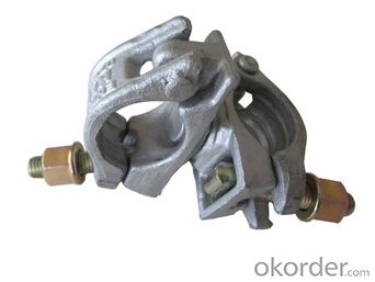 German Type Forged Swivel Scaffold Clamp