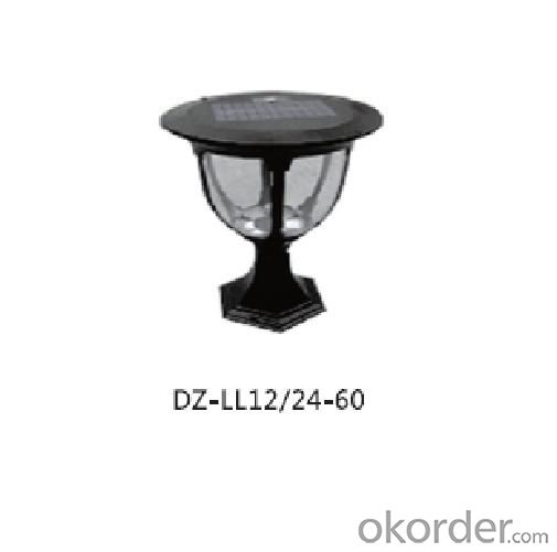 Solar LED lawn Light DZC-041