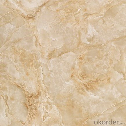 Full Polished Glazed Porcelain Tile 600 YDL6B365