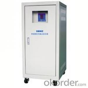 DBW/SBW series High Power Compensation Single Three Phase Voltage Stabilizer