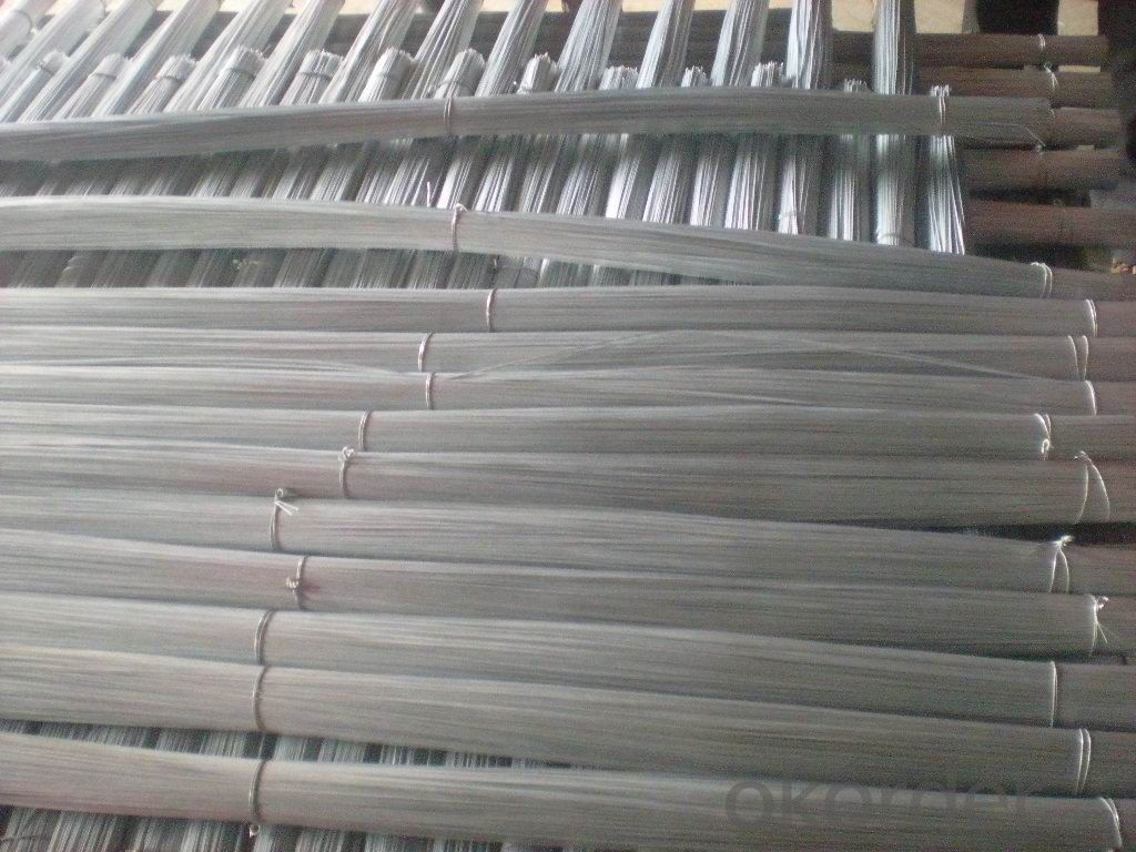Good Quality Galvanized Straight and Cut Wire