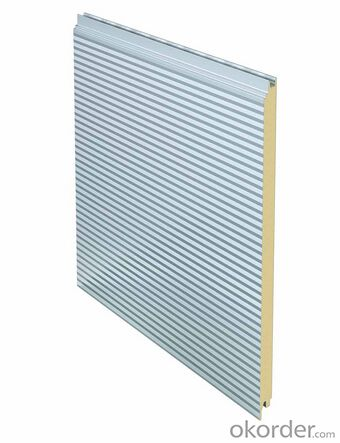 The new type of polyurethane wall panel