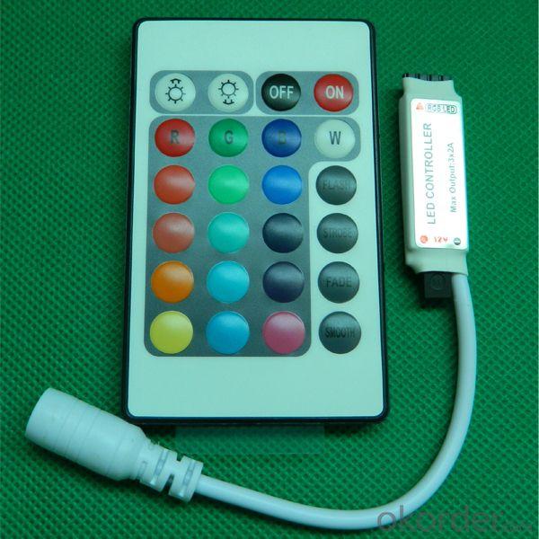 Mini IR 24 keys RGB controller