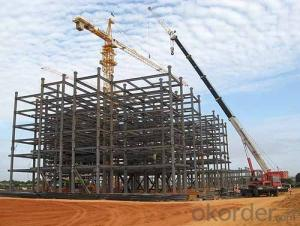workshop warehouse Steel Structure