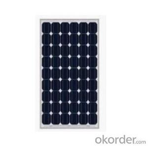 Monocrystalline Solar  Panel HSPV125Wp-145-54M