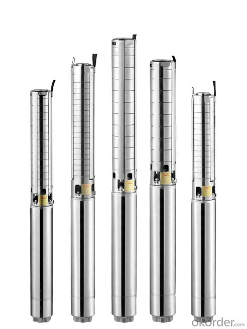 Submersible Pump (SJ95)