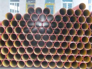 CAST IRON EPOXY PIPE AND FITTING
