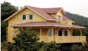 wooden house ANA011