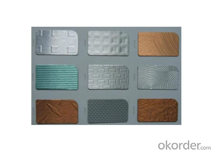 Metalic Color Design High Pressure Laminates
